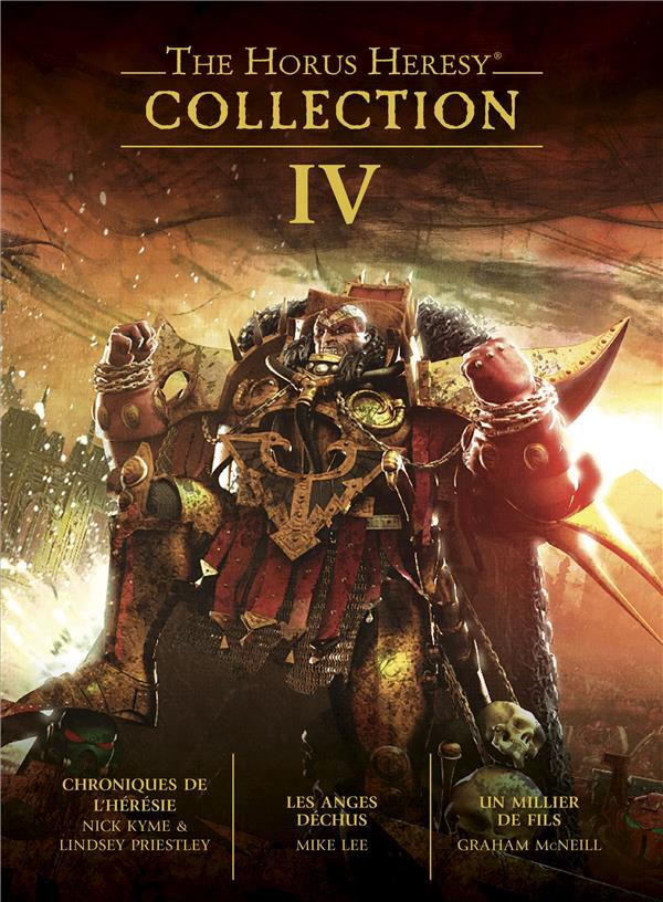The horus heresy: collection iv