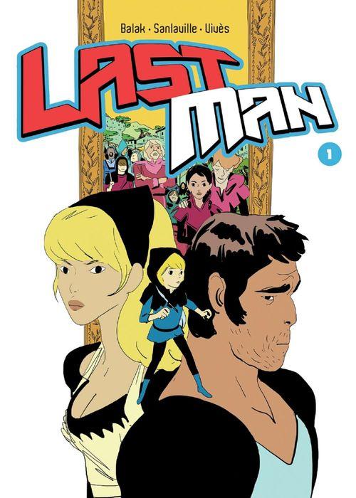 Lastman t.1
