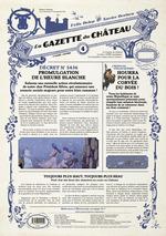 Vente Livre Numérique : La Gazette du château (Tome 4)  - Xavier Dorison