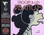 Couverture de Snoopy (Integrale) - T09 - Snoopy & Les Peanuts - Snoopy & Les Peanuts - 1967-1968