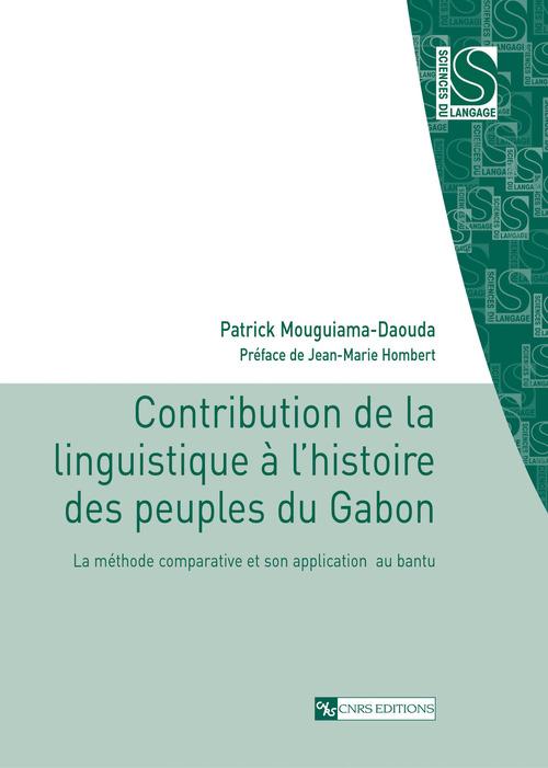 Contribution de la linguistique à l´histoire des peuples du Gabon