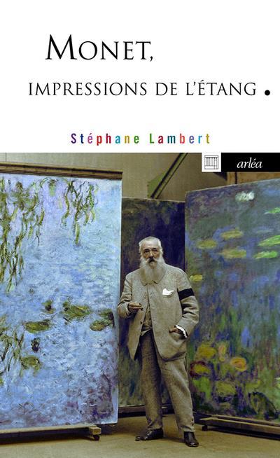 Monet, impressions de l'étang
