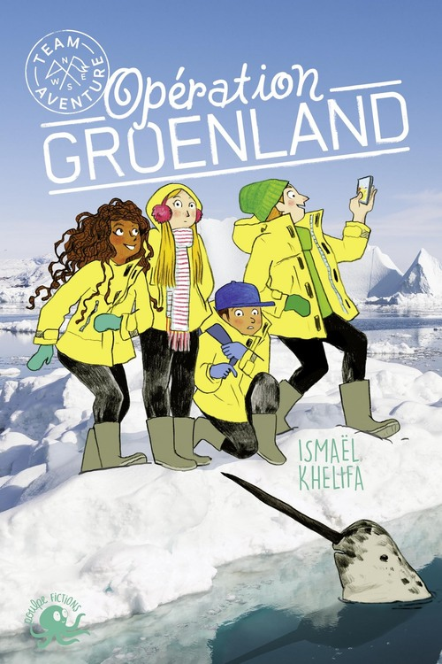 Team aventure ; opération Groenland