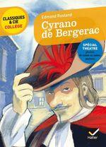 Vente Livre Numérique : Cyrano de Bergerac  - Bertrand Louët - Claire Gauthier - Edmond Rostand - Laure Pequignot-Grandjean