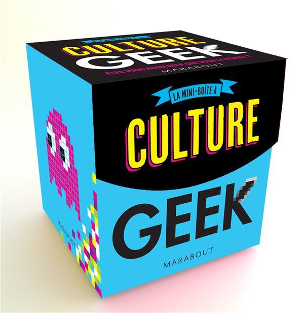 La mini-boîte ; culture geek