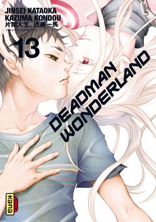 Deadman wonderland t.13
