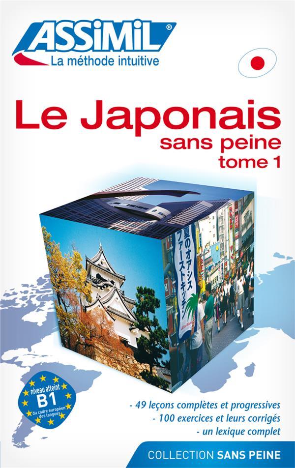 Le japonais t.1
