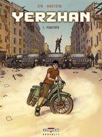 Vente Livre Numérique : Yerzhan T01  - Régis Hautière