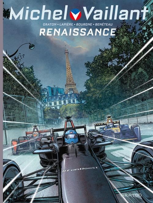 Michel Vaillant - nouvelle saison T.5 ; renaissance