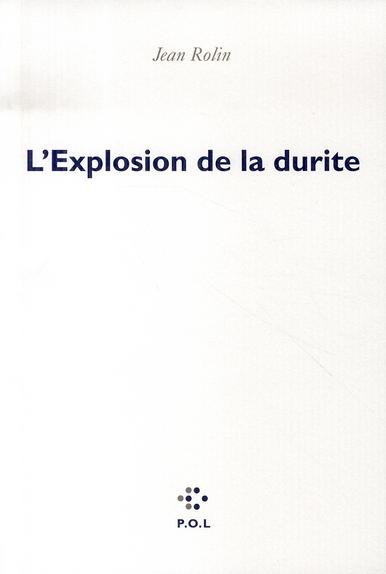 L'explosion de la durite
