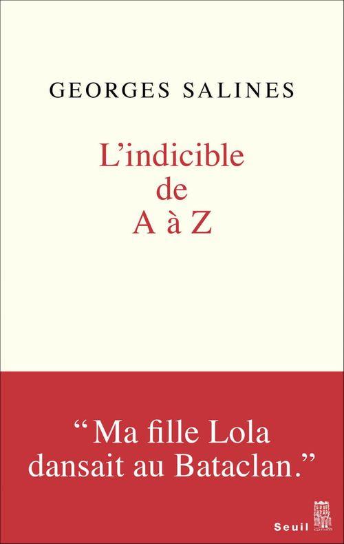 L'Indicible de A à Z