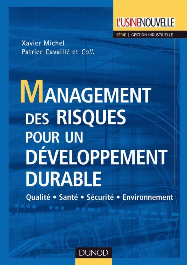 Management Des Risques Pour Un Developpement Durable