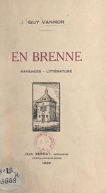En Brenne  - Guy Vanhor