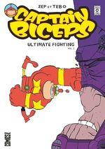 Vente Livre Numérique : Captain Biceps - Ultimate Fighting Vol. 1  - Tebo