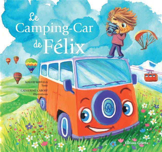 Le camping-car de Félix