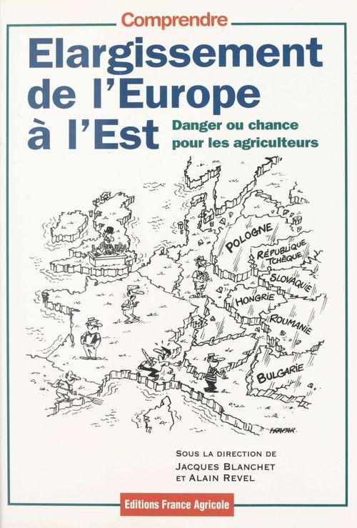 Elargissement de l'europe a l'est