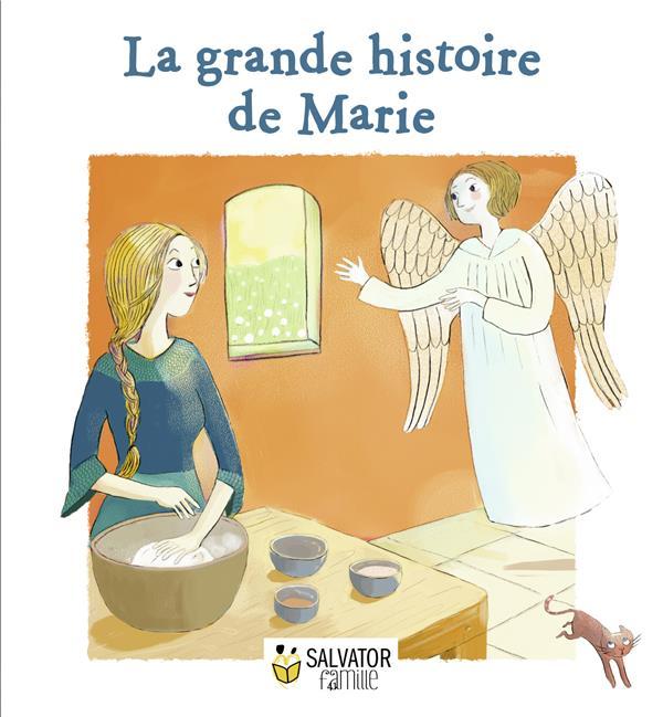 La grande histoire de Marie