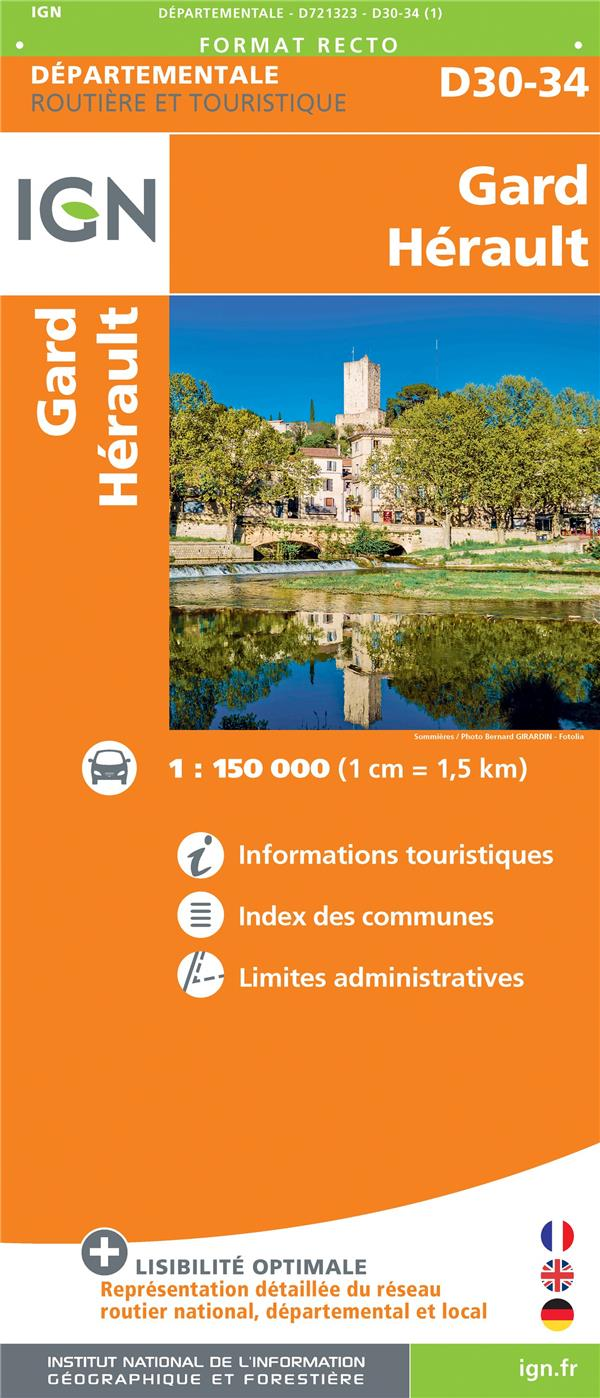D721323 ; Gard-Hérault (édition 2018)