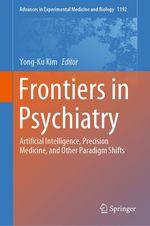 Frontiers in Psychiatry  - Yong-Ku Kim