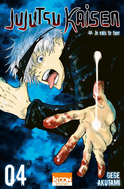 Jujutsu Kaisen T.4 ; je vais te tuer