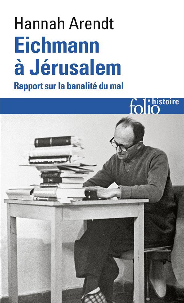 Eichmann à Jérusalem