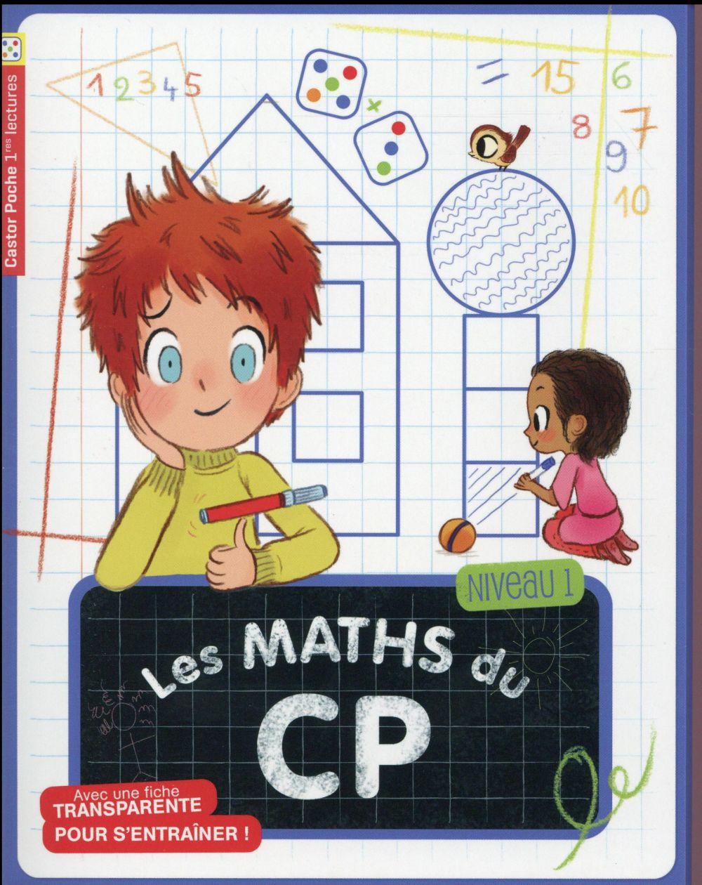 Les maths duCP, niveau 1