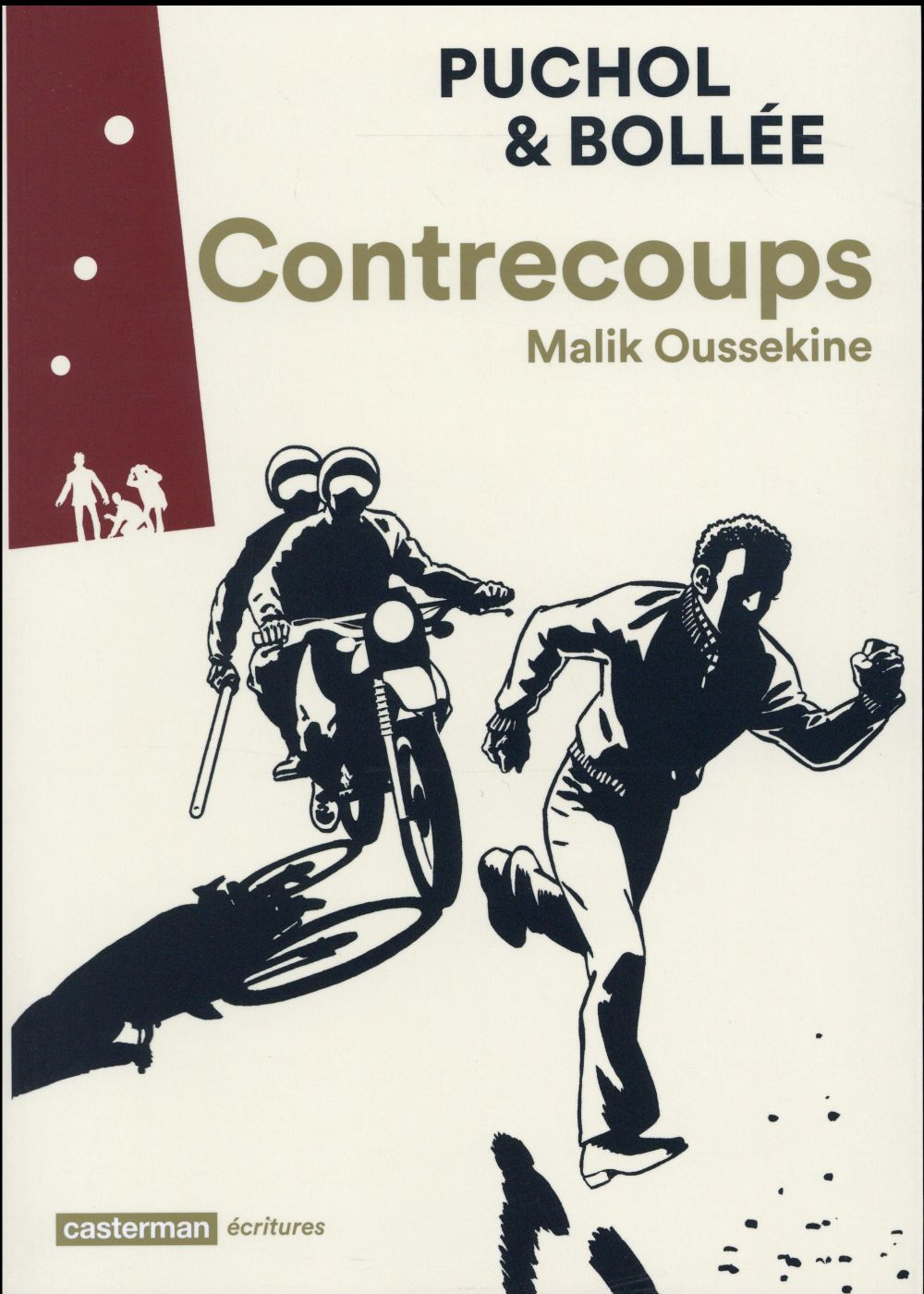 Contrecoups ; Malik Oussekine