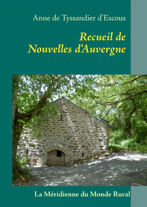 Recueil de nouvelles d'Auvergne