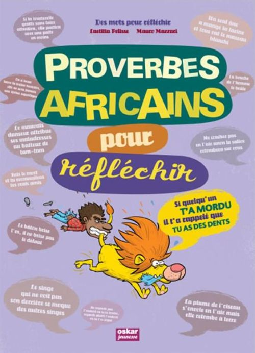 Proverbes africains pour réfléchir