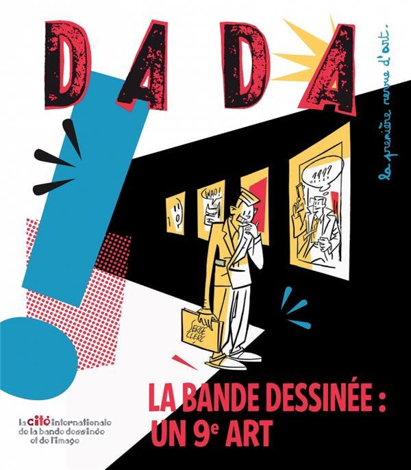Revue dada ; la bande dessinee : un 9e art
