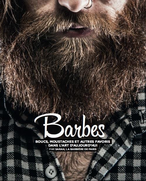 Barbes ; boucs, moustaches et autres favoris dans l'art d'aujourd'hui