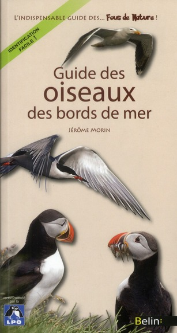 Guide Des Oiseaux Des Bords De Mer