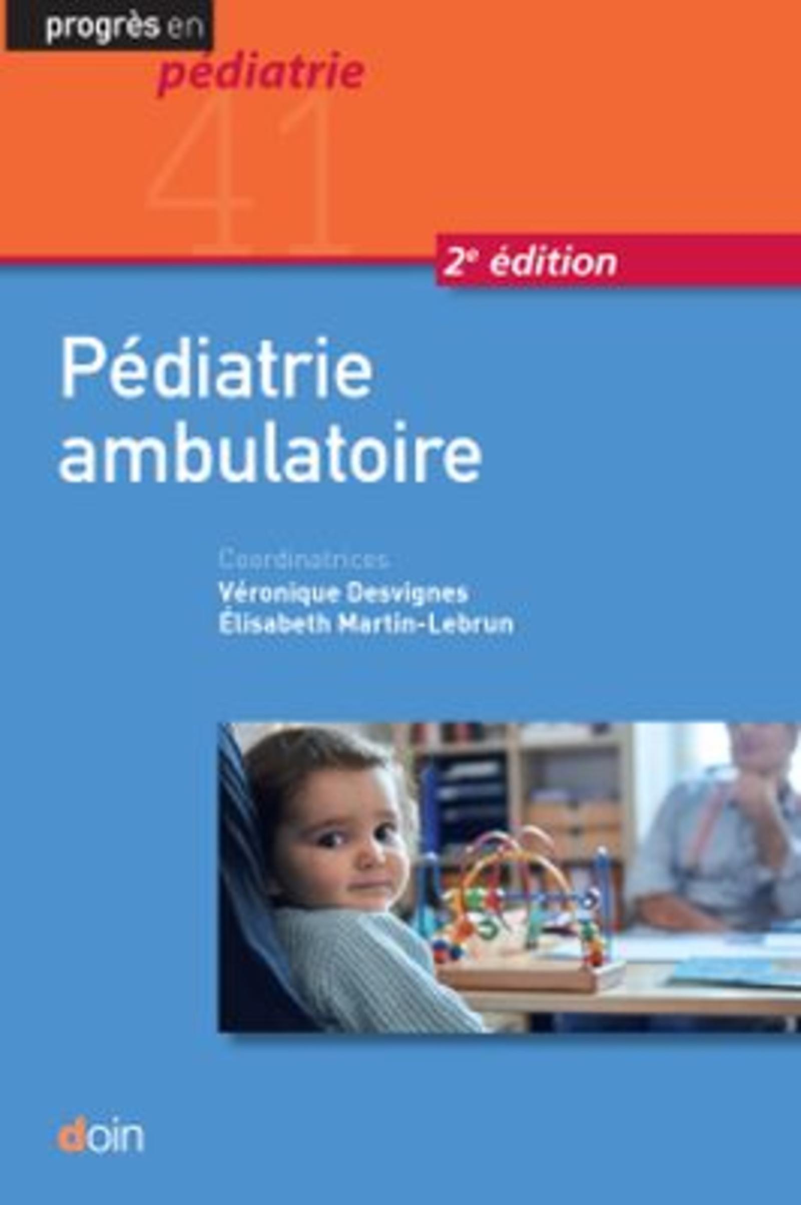 Pédiatrie ambulatoire (2e édition)