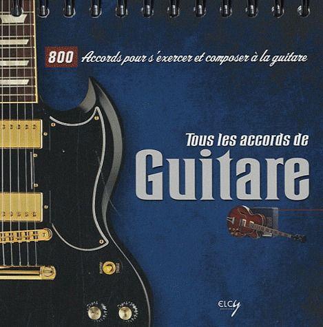 Tous les accords de guitare