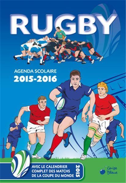 Rugby ; Agenda 2015-2016