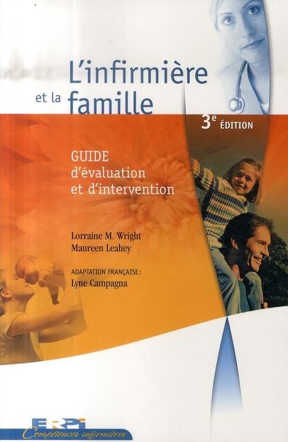L'infirmière et la famille (3e édition)