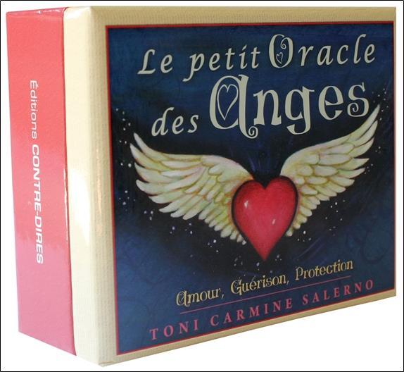 Le petit oracle des anges ; amour, guérison, protection ; coffret