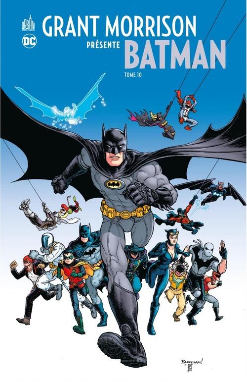 Grant Morrison présente Batman - Tome 10 - Quand frappe Leviathan  - Grant Morrison