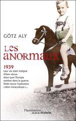 Vente Livre Numérique : Les Anormaux  - Götz Aly