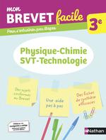 Vente EBooks : Mon brevet facile ; physique-chimie, SVT, technologie ; 3e (édition 2021)  - Georges Lemoine - Laurent Lafond - Nicolas Feuillatre