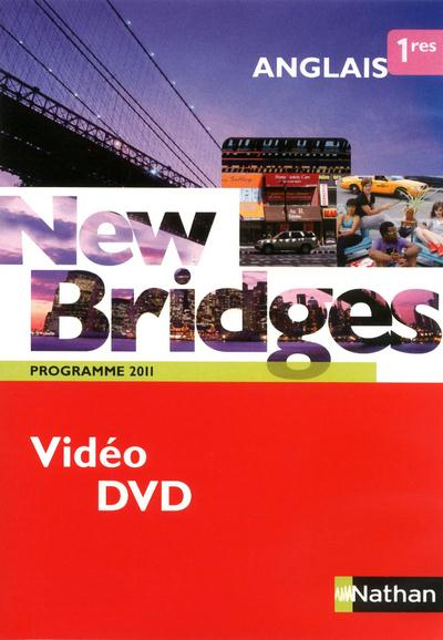 New Bridges; Anglais ; 1ere ; Dvd