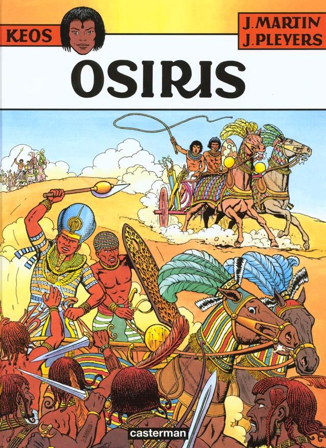 Kéos T.1 ; Osiris