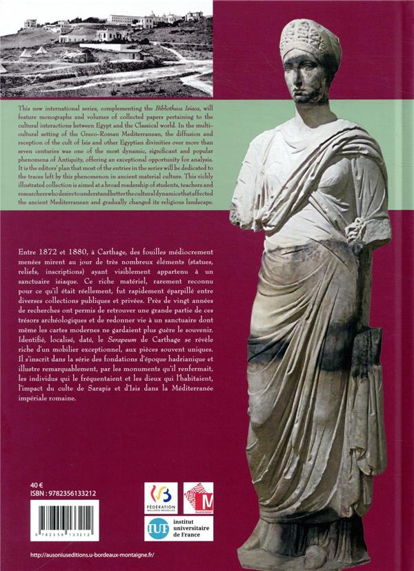 Le Serapeum de Carthage