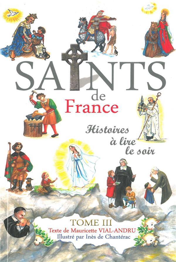 Saints de France t.3