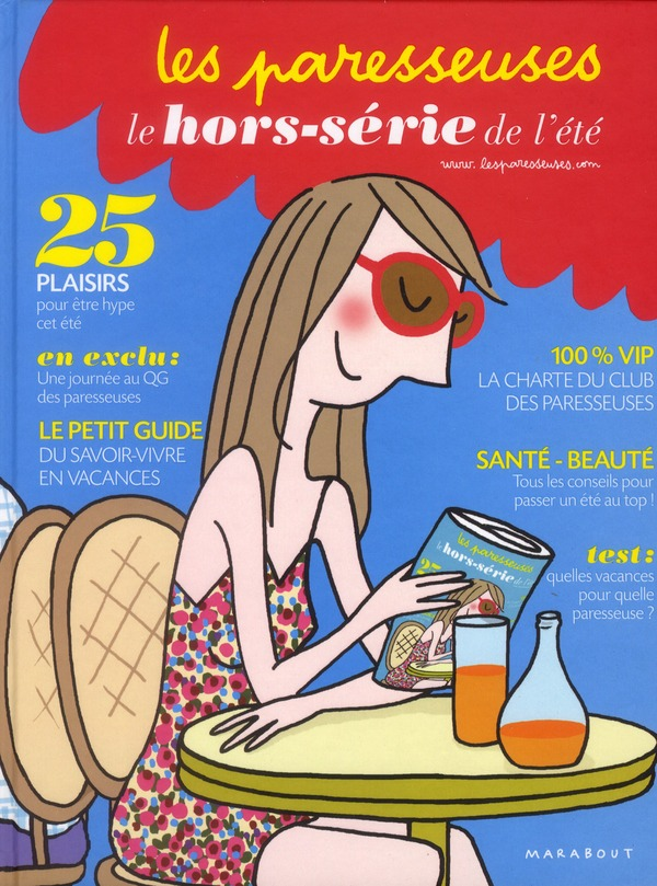 Les Paresseuses ; Le Hors-Serie De L'Ete