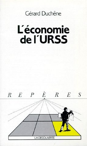 L'économie de l'URSS