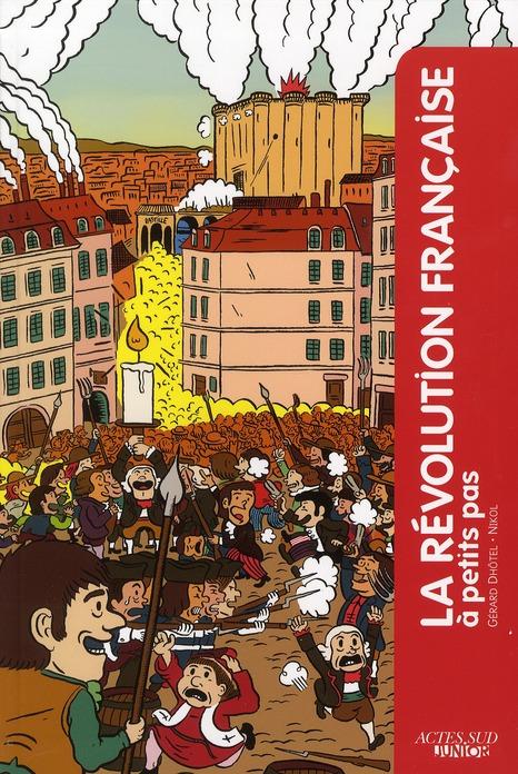 A Petits Pas; La Revolution Francaise
