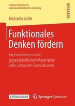 Funktionales Denken fördern  - Michaela Lichti