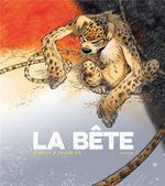 Couverture de Le Marsupilami De Frank Pe Et Zidrou - Tome 1 - La Bete