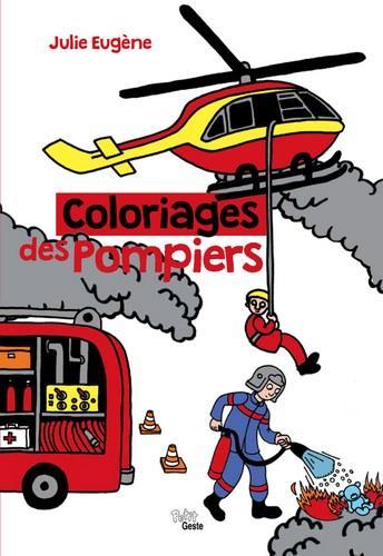 Coloriages des pompiers